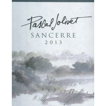 Pale and vibrant in color. The 2013 Pascal Jolivet Sancerre is fresh, clean and screaming with racy acidity. On the palate it is fresh and tightly wound; acidity is tempered by very subtle residual sugar; very clean; alive, racy, youthful. Overall, a dry and elegant wine.