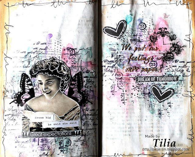 Rozmaite twory Tilii: Dziewicze marzenia