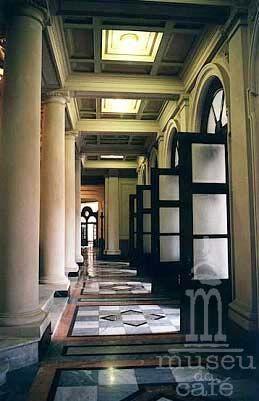 Museu do Café . Santos (SP)