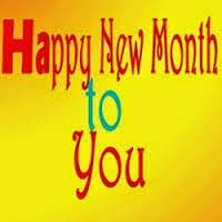 Best Happy New Month Messages Collection - February 2017