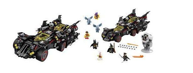 Lego Batman Movie Ultimate Batmobile Review Lego Batman Lego Batman Movie Batman Movie