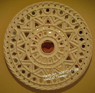 kutchi lipan work: Havih Art