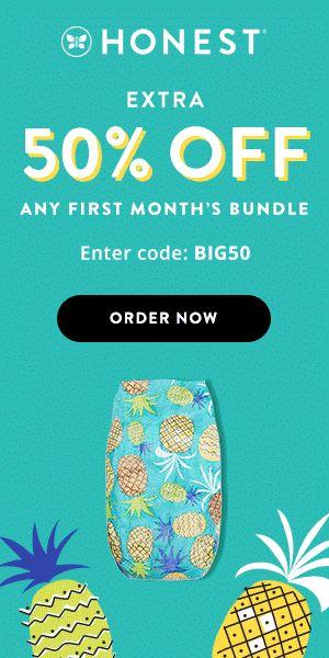Honest Company: 50% OFF bundles for new members!!   Honest Company Coupon: $10 off Essentials Bundles for New Members! COPY →  http://hellosubscription.com/2017/06/honest-company-coupon-10-off-essentials-bundles-new-members-copy/ #HonestCompany  #subscriptionbox