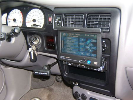 Adam upgraded his 2003 Toyota Tacoma with gear from Crutchfield #Pioneer #srslyDIY