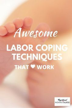How to cope with difficult contractions during labor? There are many great ways to cope...