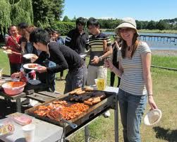 barbeque picnic