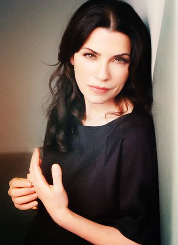 Julianna Margulies. I think she looks much better now on The Good Wife than she did back when she was on ER.