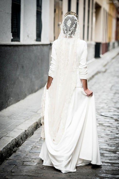 La boda de Carmen y Curro – Querida Valentina