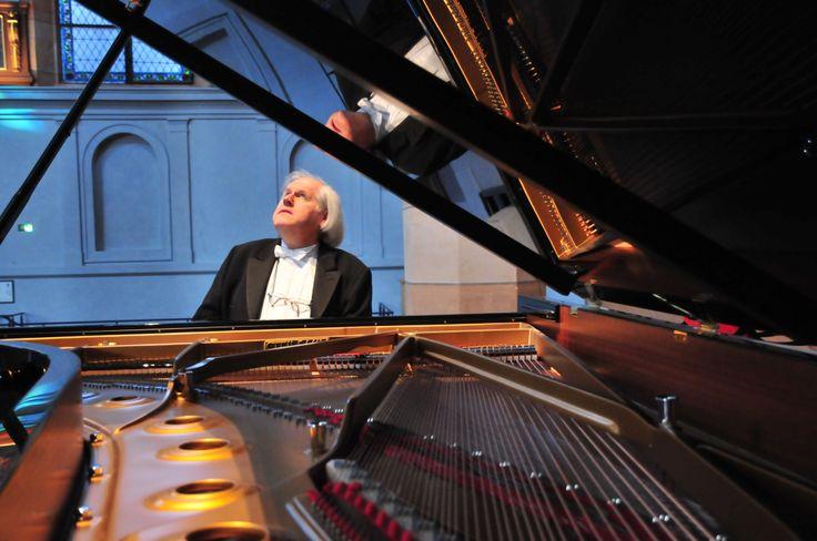 Le pianiste de génie Grigory Sokolov - Le Festival international de Colmar (www.festival-colmar.com) - B. Fruhinsholz