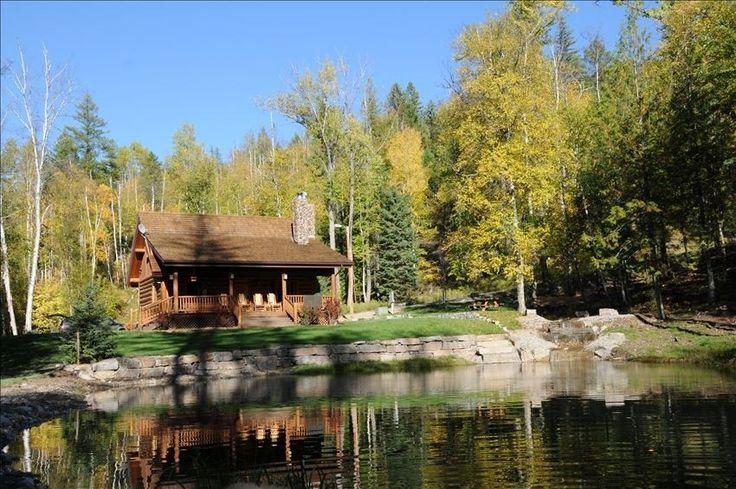 5. Dream Vacation   Whitefish Lake Destination