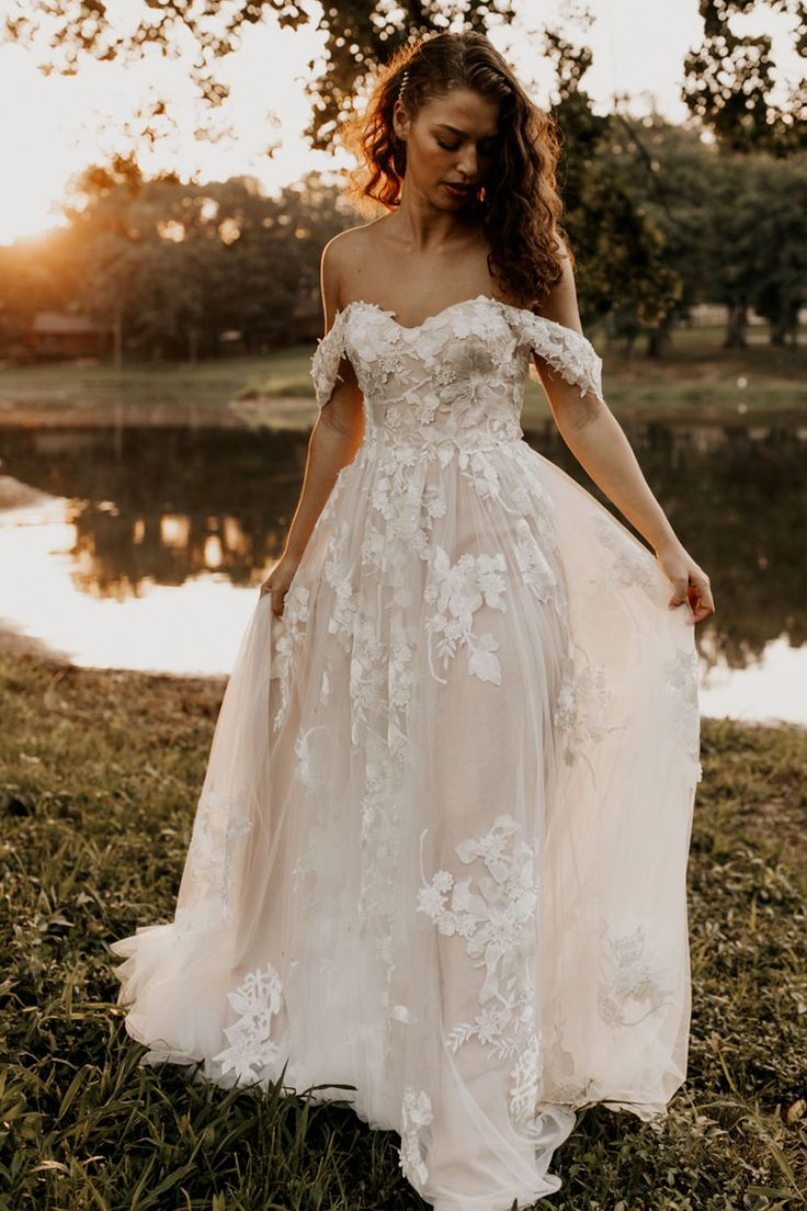 Dallas, TX + Fort Worth, TX Wedding Dresses?a&bé bridal shop ...
