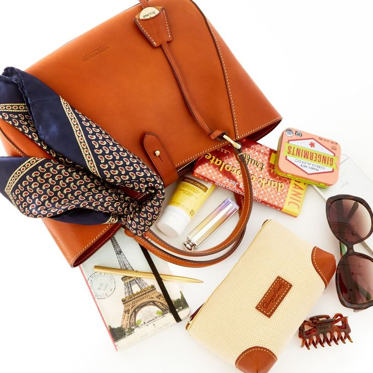 What are your handbag must-haves?