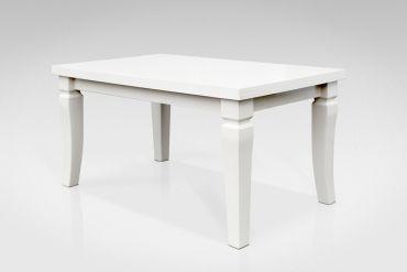 899zł Biała Ława Matilda od #internumpolska / White Table Matilda http://internum.pl/p/156/6541/lawa-matilda