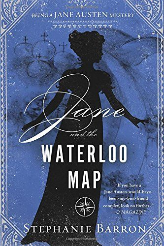 Jane and the Waterloo Map (Being a Jane Austen Mystery) b... https://smile.amazon.com/dp/1616954256/ref=cm_sw_r_pi_dp_VTMIxb7E5J8EB
