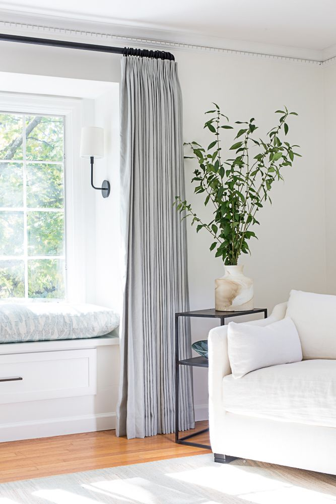 white color window seat | 732 best Window Seats + Reading Nooks images on Pinterest ...