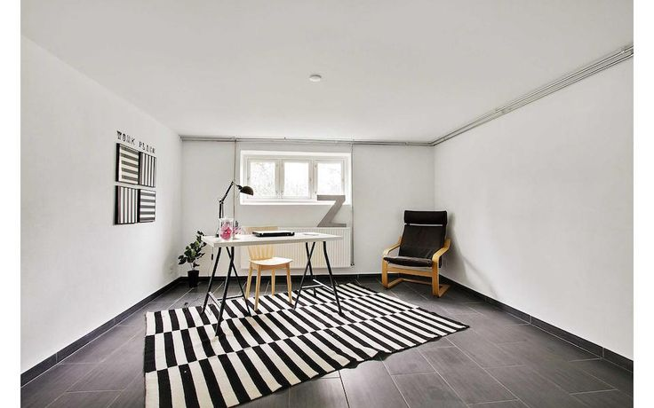 Home Office designed by Busy Bees Boligstyling