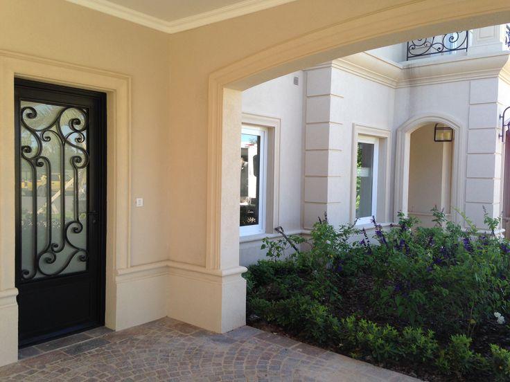 M s de 25 ideas incre bles sobre puerta lateral solo en - Puertas hierro forjado exterior ...