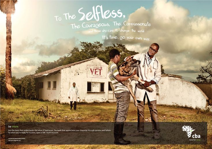 Central Bank of Africa: Selfless | Ads of the World™
