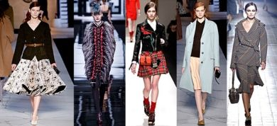 Φθινόπωρο-Χειμώνας 2013: Οι τάσεις της μόδας