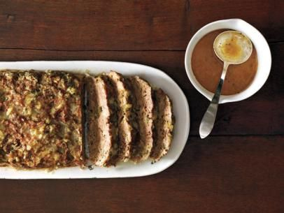1770 House Meatloaf - To make gluten free, substitute oats for the ...