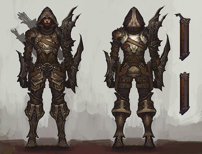 diablo 3 demon hunter - Google Search