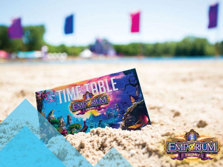 """Zaterdag 27 mei waande de bezoekers van Emporium zich in een sprookje... 'Fairytale' was het thema van het #dancefestival dat sinds 2005 door het Nijmeegse Matrixx georganiseerd wordt. """"Het zag er weer fantastisch uit met jullie vlaggen op het strand 😃"""", aldus de organisatie."""