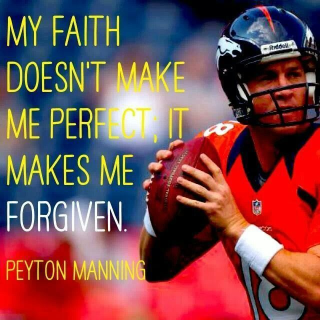 Peyton Manning by far one of the best quarterbacks ever!