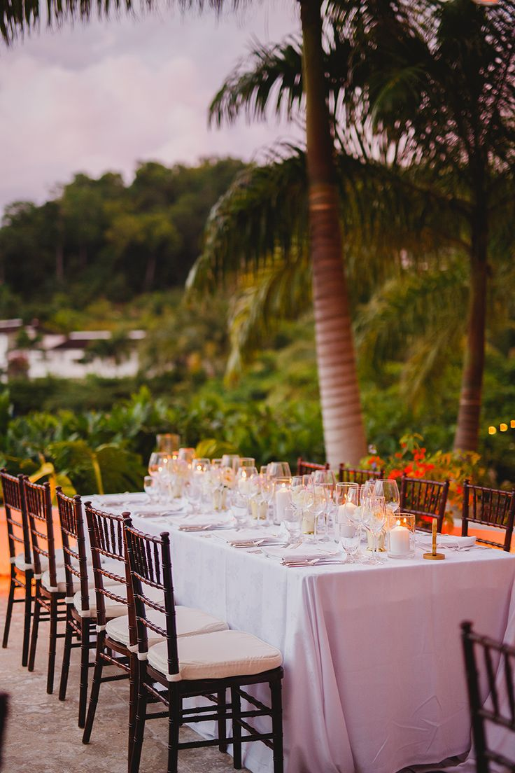 We're obsessed with this Jamaica venue! http://www.stylemepretty.com/2017/02/15/top-10-reasons-to-get-married-at-round-hill-hotel-and-villas/ #ad