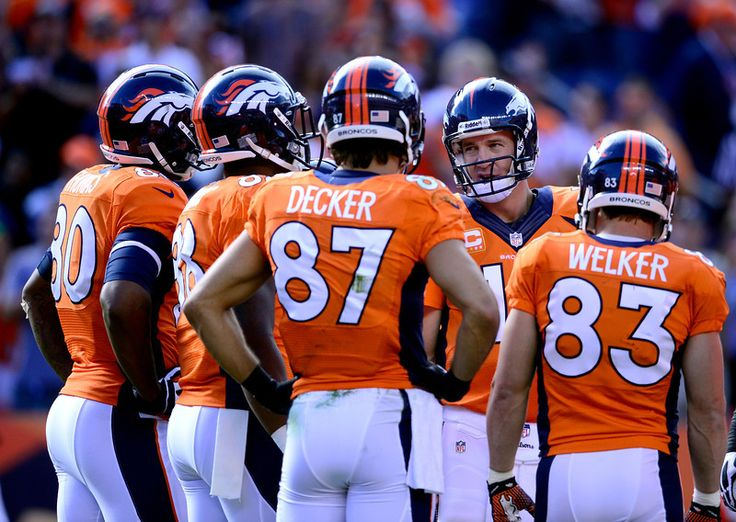 The Denver Broncos defeated the Philadelphia Eagles 52-20 on Sunday, September 29, 2013, at Sports Authority Field at Mile High in Denver, Colorado.