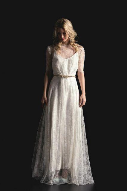 Suknie ślubne 2014: kolekcja Sarah Seven [Zdjęcia]