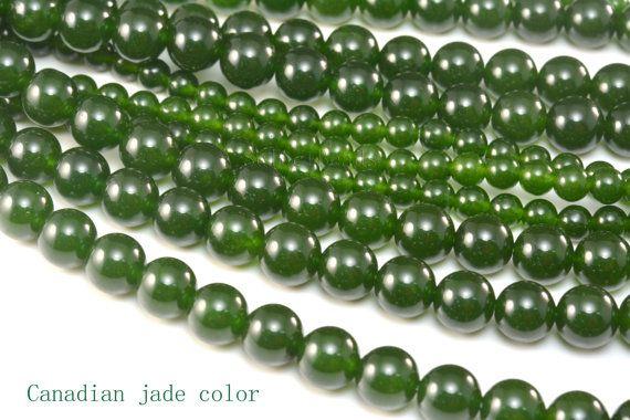 jade beads -  Canadian jade green color  beads - purple jade - royal blue gemstone - Malaysia jade - teal loose bead - aqua blue  - 15 inch