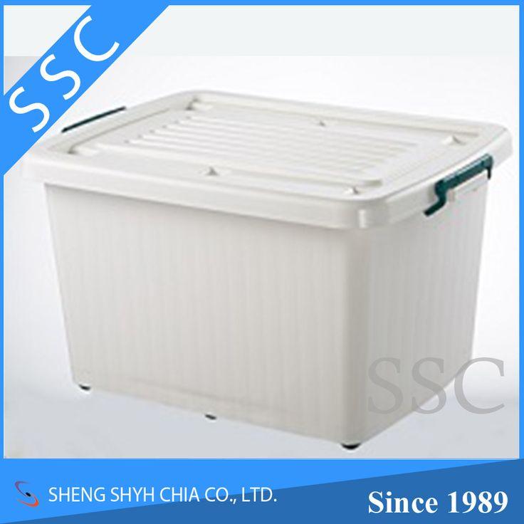 2017 Hot Sale Large Capacity Plastic Storage Box (SS)