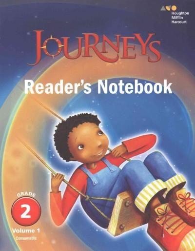 Journeys, Grade 2: Reader's Notebook
