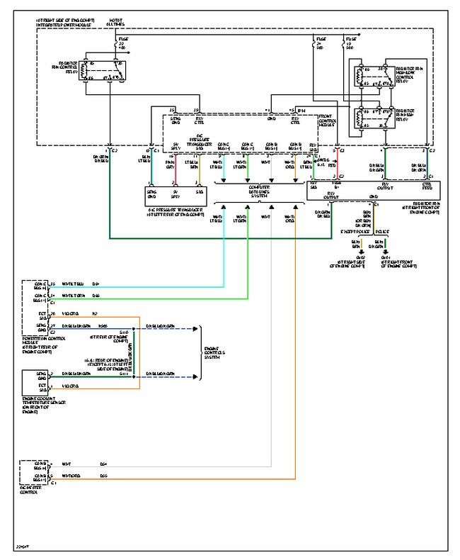 50 Fresh 2006 Pt Cruiser Cooling Fan Wiring Diagram in 2020 | Cooling fan,  Ceiling fan wiring, House wiringPinterest
