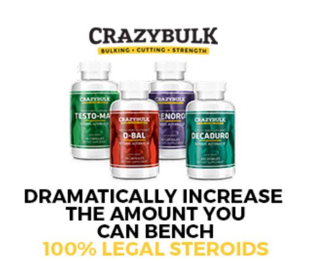 Crazy Bulk Review: Effective Supplments or Scam?
