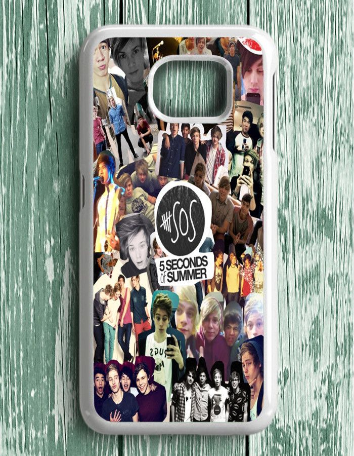 5 Second Of Summer Collage Band Music Samsung Galaxy S6 Edge Plus | Samsung S6 Edge Plus Case