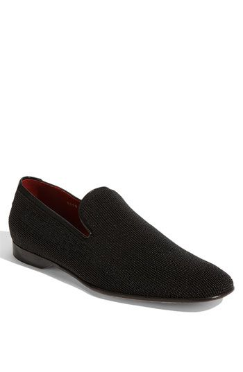 Donald J Pliner 'Pont' Beaded Loafer; okay so admittedly a bit different,  but so are you.
