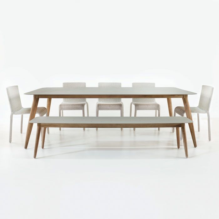 die besten 25+ contemporary outdoor dining sets ideen auf, Attraktive mobel