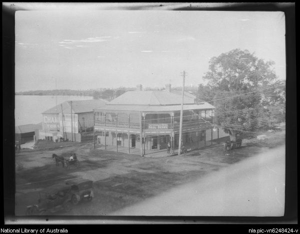 Tattersall S Hotel South Grafton New Wales 1921 Or 1922 Terry