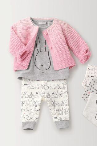 Kaufen Sie Cardigan mit Farbverlauf, rosa (0–18 Monate) heute online bei Next: Deutschland