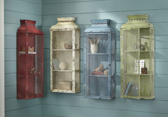 Rustic Medicine Cabinet from Through the Country Door® | NW41655