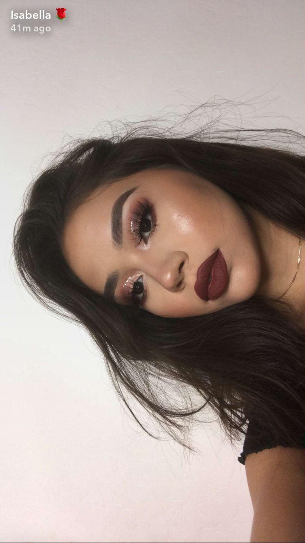 look de maquillage : pinterest: h et n | prom makeup looks