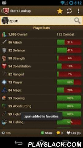 RuneScape SwiftKit Mobile Lite  Android App - playslack.com ,  Play RuneScape and want to check player stats or lookup an item? This app will do just that, and more.Featuring:* Stats Lookup* Item Lookup (prices included)* NPC Lookup* Adventurer's Log* Username Checker* Latest RuneScape News* Combat CalculatorDisclaimer:Stat icons and trademark 'RuneScape' belong to Jagex Ltd. Bluelight Dev and Jagex are not affiliated.