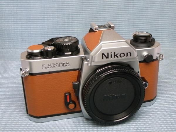 Nikon FM2 Lapita Limited Edition (100 units)    #Nikon #film #camera #cameraporn #fm2