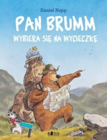 Pan Brumm wybiera się na wycieczkę