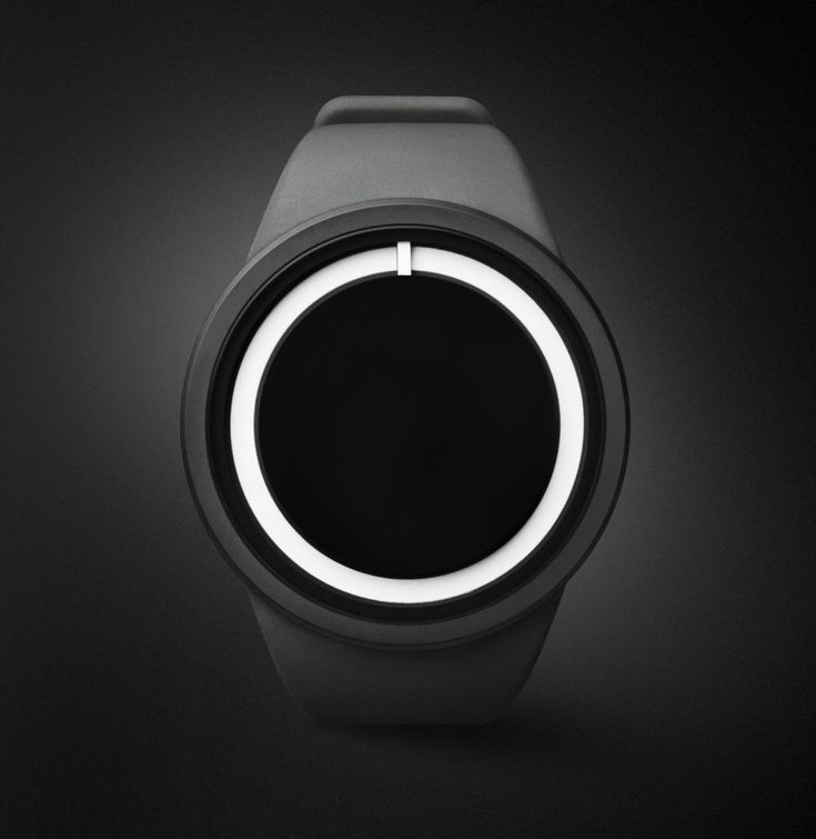 The German watch brand Ziiiro is characterised by a simple, minimalistic and futuristic design.
