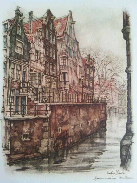 Amsterdam, Grimnessesluis
