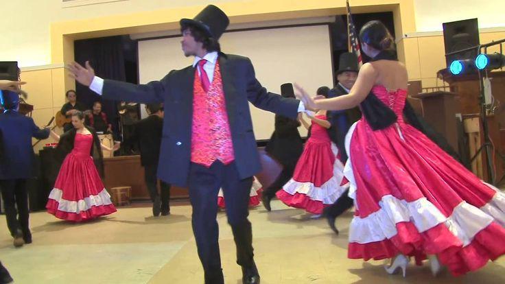 YMA SUMAC FOREVER- JUNTITO A LA HUACACHINA-DANCES OF PERU