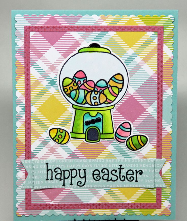 Lawn Fawn Sweet Smiles + Happy Easter