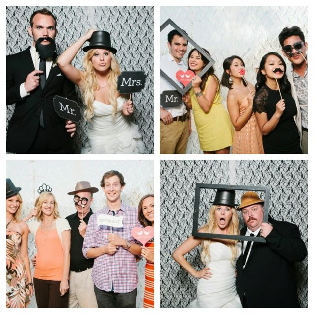 125 best graduation party images on pinterest graduation ideas diy photo booth great fun for a nye party as well as a wedding solutioingenieria Choice Image